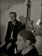 Nigel and Yosi: Brighton, Nov 2012